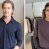 Natalia Siwiec i Brad Pitt