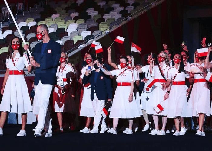 Polska na Igrzyskach Olimpijskich w Tokio