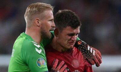 skandal po meczu Anglia dania
