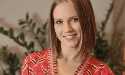 Agnieszka Kaczorowska i jej modne sweterki od Pakuten
