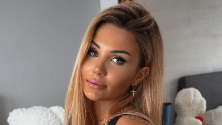 Angela Dańczak celebrytka znana z Love Island