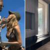 Julia Kuczyńska i Sebastian Fabijański zamieszkali w nowym domu.