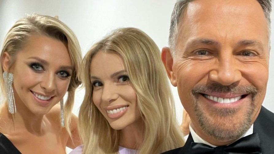 Stylizacje Janachowskiej podczas Miss Polski