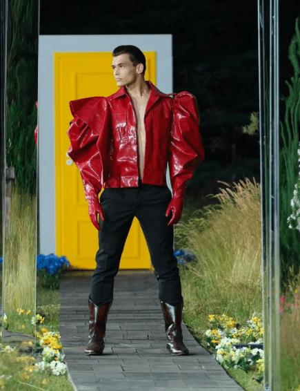 Adam Lochyński Top Model