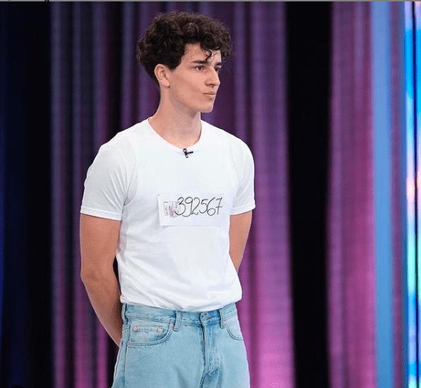 Kacper Orenkiewicz Top Model