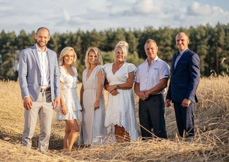 Uczestnicy 8 sezonu Rolnik szuka żony