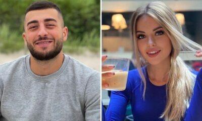Inga Bartnikowska i Artur Sargsyan z Hotelu Paradise.